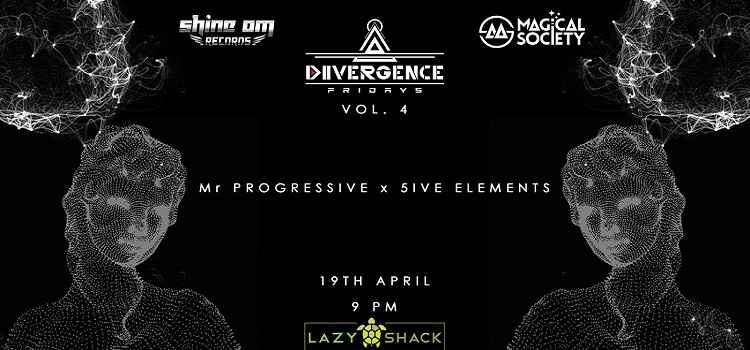 Divergence Friday's Vol 4 At Lazy Shack by Lazy Shack