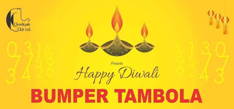 Diwali Bumper Tambola At Chandigarh Club