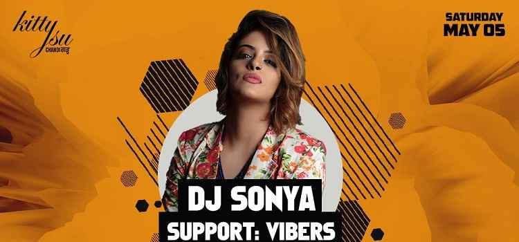 DJ Sonya Is Ready To Make You Dance On Her Tunes? Are You