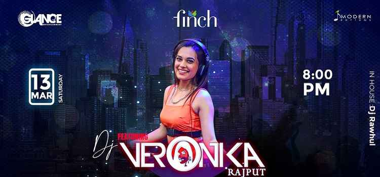 DJ Veronica Live At The Finch Chandigarh