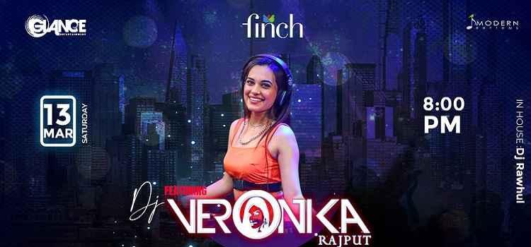 DJ Veronica Live At The Finch Chandigarh