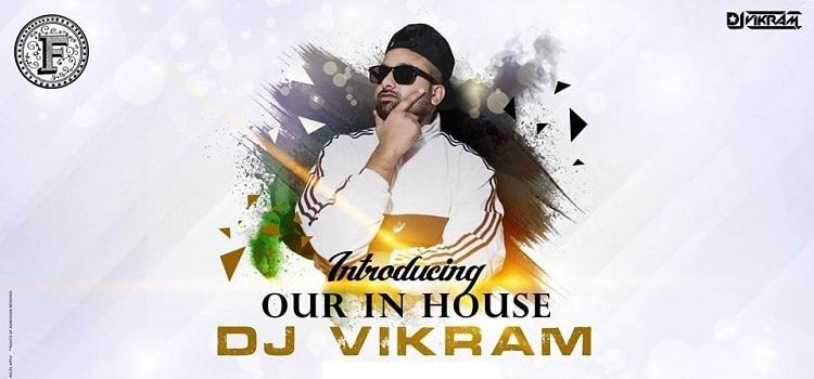 In House DJ Vikram At Farzi Cafe In Chandigarh by Farzi Cafe