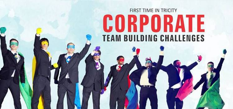 First Time Ever In Tricity, DLF City Centre Brings You Corporate Team Building Challenges