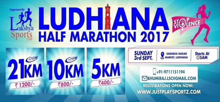 Eat, Sleep, Run: Ludhiana Half Marathon