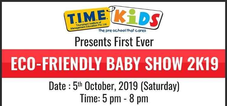 Eco Friendly Baby Show In Zirakpur