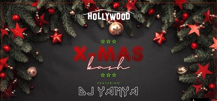 Enjoy Christmas Bash With DJ Yamya At Club Hollywood