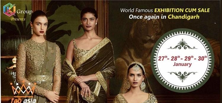 Fab Asia - Exhibition Cum Sale At Himachal Bhawan