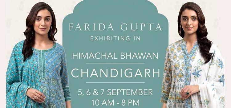 Farida Gupta Exhibition At Himachal Bhawan by Himachal Bhawan