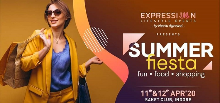 Expressions Summer Fiesta At Saket Club Indore by