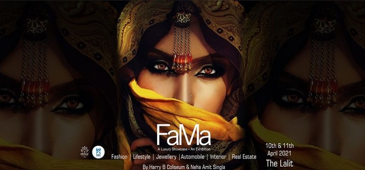 FaMa - A Luxury Showcase Exhibition At The Lalit