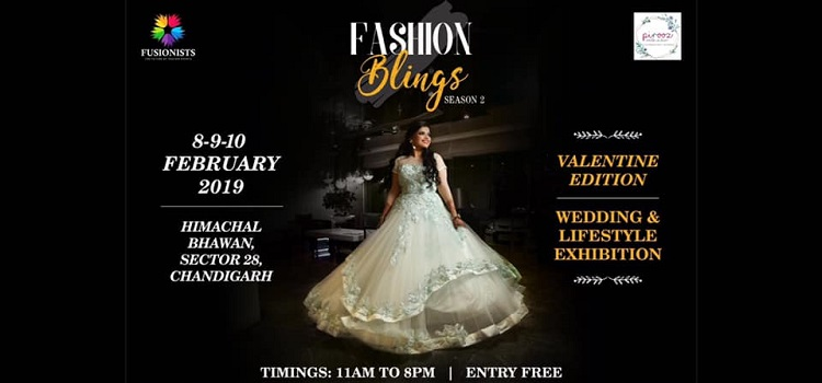 Fashion Blings- Velentine's Special Wedding & Lifestyle Exhibition