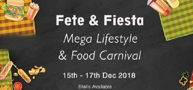 Fete & Fiesta - Mega Lifestyle & Food Carnival At The Village Resort