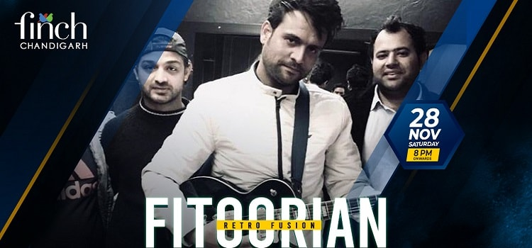 Fitoorian Band Live At The Finch Chandigarh