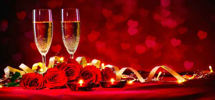 Flaunt Your Love At These Valentine's Day Parties in Gurgaon!