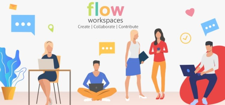 Flow Workspaces - A Coworking Space Designed To Inspire