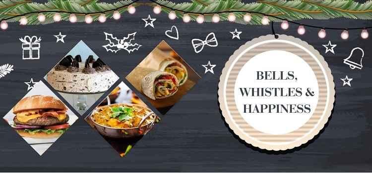 FOOD@U Has A Special Festive Menu And It's A Winner