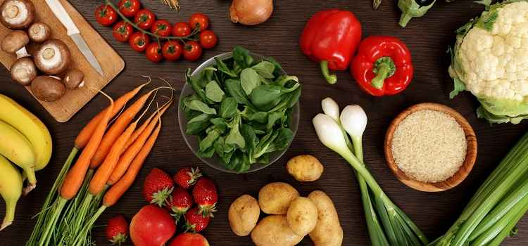 A Balanced Diet Plan For A Healthy Life