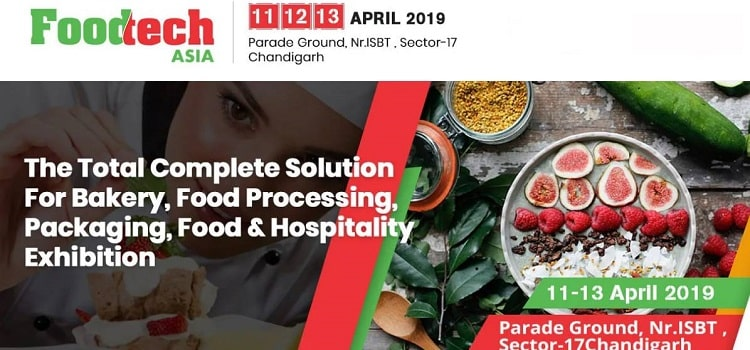 Foodtech Asia 2019 In Chandigarh