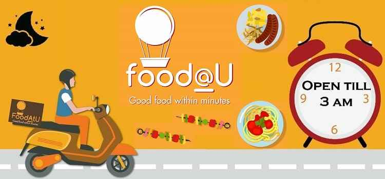 Food@U: Good Food Within Minutes