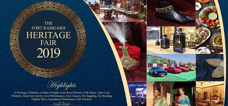 The Fort Ramgarh - Heritage Fair 2019