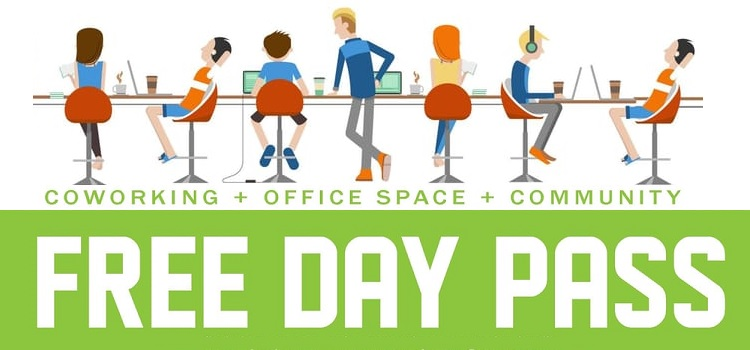 Free Access to SpaceJam Co-Working Space- A Day's Founder's Pass