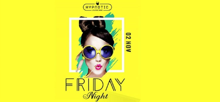 MAKE A SCENE: Friday Night At Hypnotic Lounge Bar, Chandigarh
