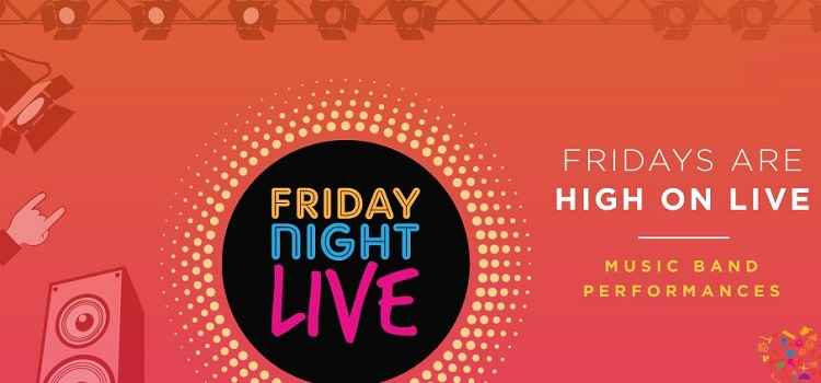 Friday Night Live Music Band At VR Punjab