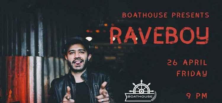Friday Night With RaveBoy At Boathouse Elante