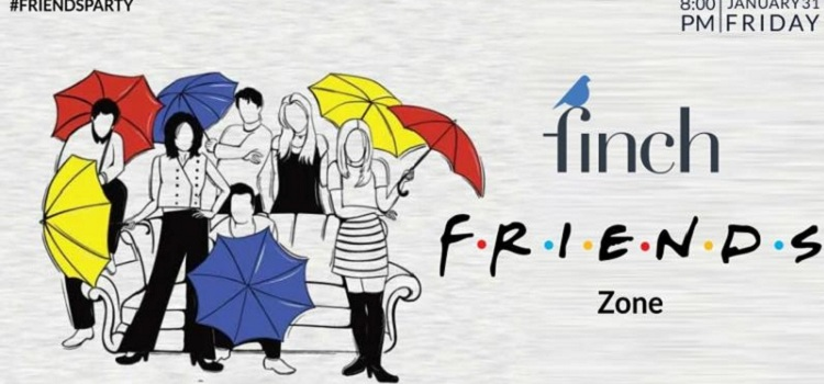 Friends Party Ft. Summer Breeze At Finch