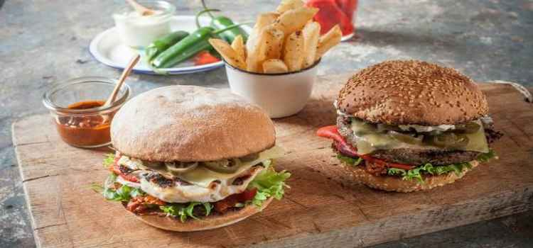 From Junk to Hunk: Aja Fresh, Grilled & Healthy's Version of Gourmet Burgers!