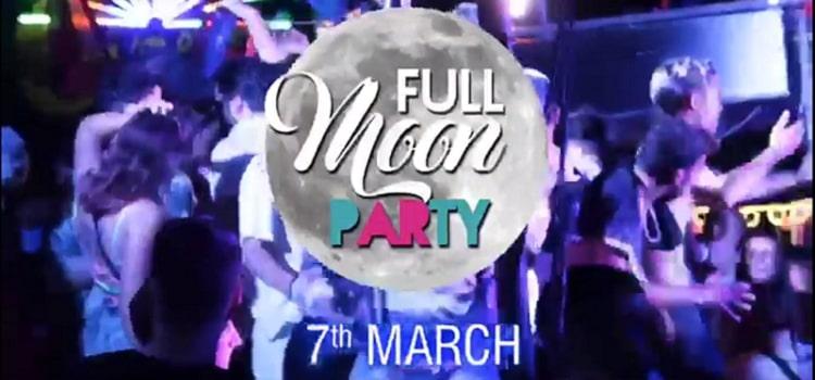 Enjoy Full Moon Party At Chugli Cafe Panchkula