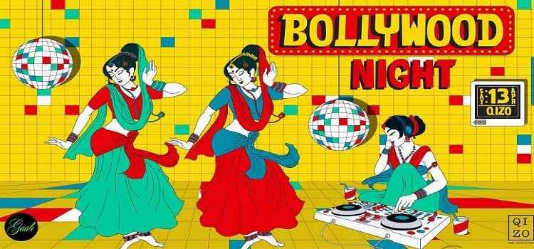 Gaah presents: Bollywood Night At Qizo Chandigarh
