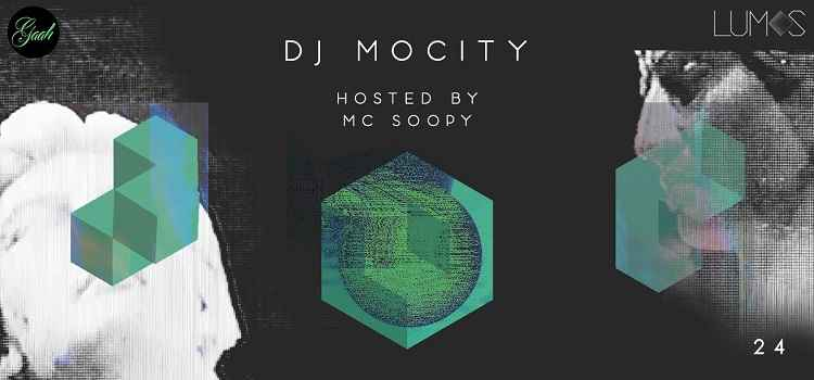 Join The Tribe, And Set The Vibe: Gaah Presents DJ MoCity & MC Soopy At Lumos Coco