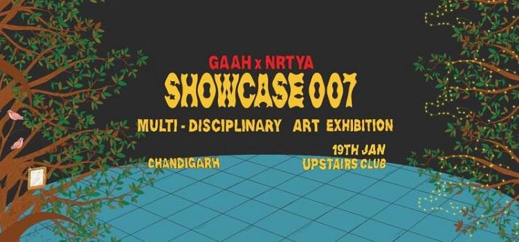 Gaah x Nrtya Art Exhibition At Upstairs Club