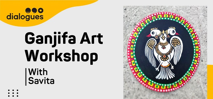 Ganjifa Art Workshop With Savita