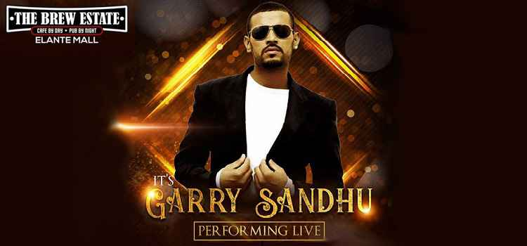 Keep Calm And Get Ready For Big Star Night With Garry Sandhu At Brew Estate