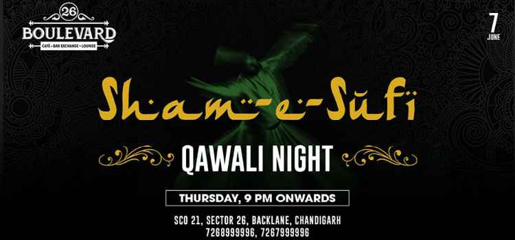 Gear Up For A Mesmerizing Night Of Qawali In Chandigarh!