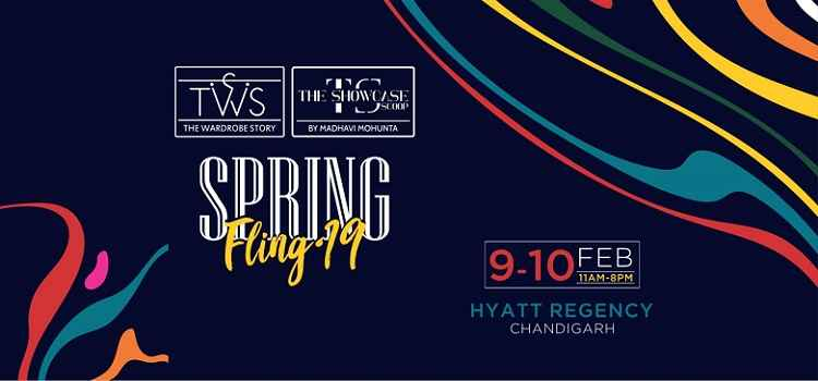 Get Ready For Spring Fling 2019 At Hyatt, Chandigarh