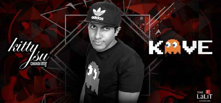 Get Ready To Dance On The Beats Of India's No. 1 Turntablist DJ Kave At Kitty Su, Chandigarh!