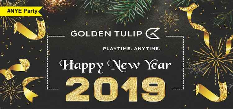 Head Out To Golden Tulip To Celebrate The Start Of A New Year