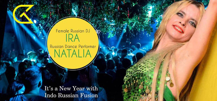 Celebrate New Year's Eve At Golden Tulip