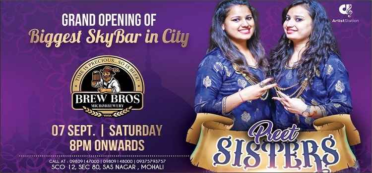 Grand Opening of Biggest SkyBar