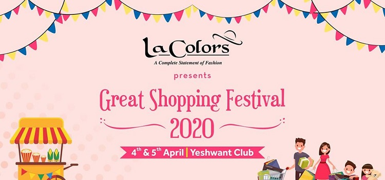 Great Shopping Festival At Yeshwant Club Indore