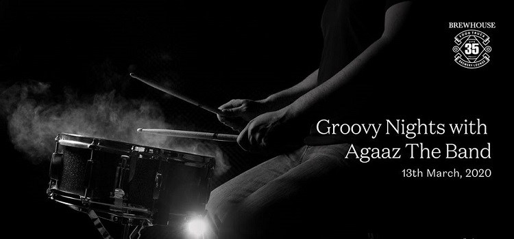 Groovy Nights With Agaaz Band At 35 Brewhouse