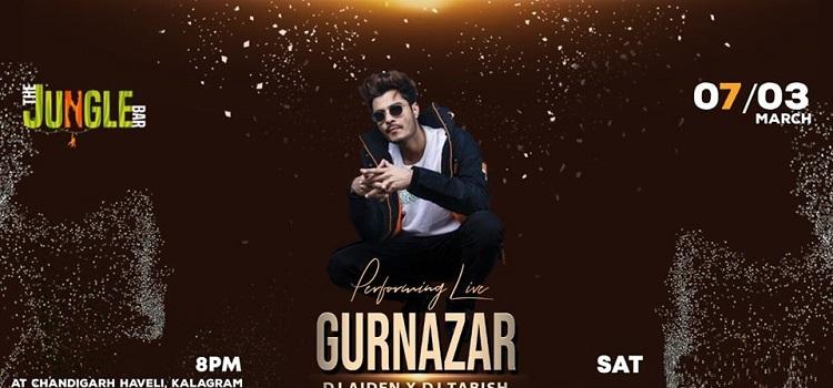 Gurnazar Performing Live At Jungle Bar Kalagram