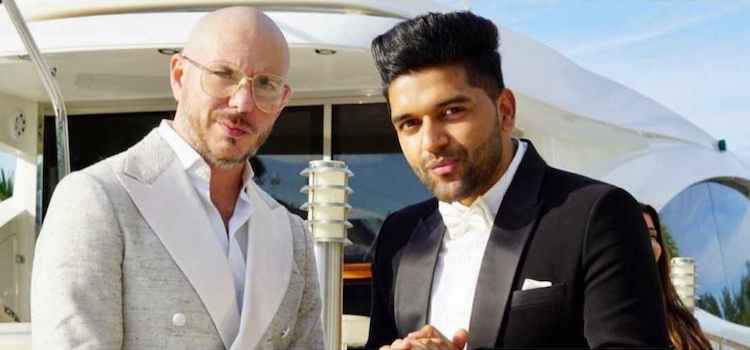 Pollywood Meets Hollywood: Guru Randhawa Collaborates With Pitbull