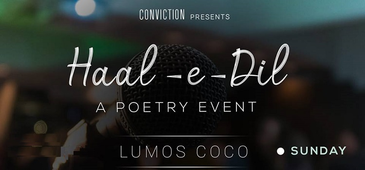 Haal-e-Dil: A Poetry Event At Lumos