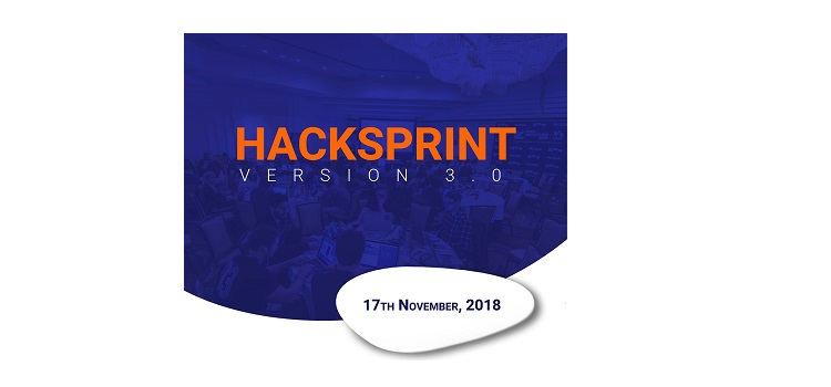 Hacksprint V3.0 Event At Panjab University, Chandigarh