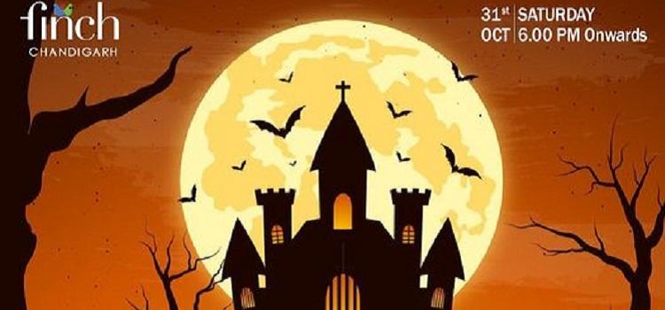 Halloween Night At The Finch Chandigarh