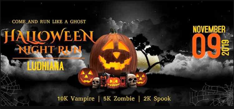 Halloween Night Run Ludhiana